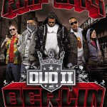 Cover der RAP CITY BERLIN DVD II