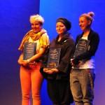 Die 3 Siegerinnen 1 klein Foto: Björn Hensel
