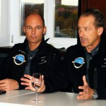 Dr. Bertrand Piccard und André Borschberg