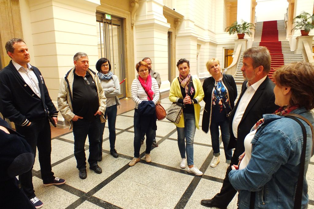 Preußischer Landtag 1 Gruppe 1