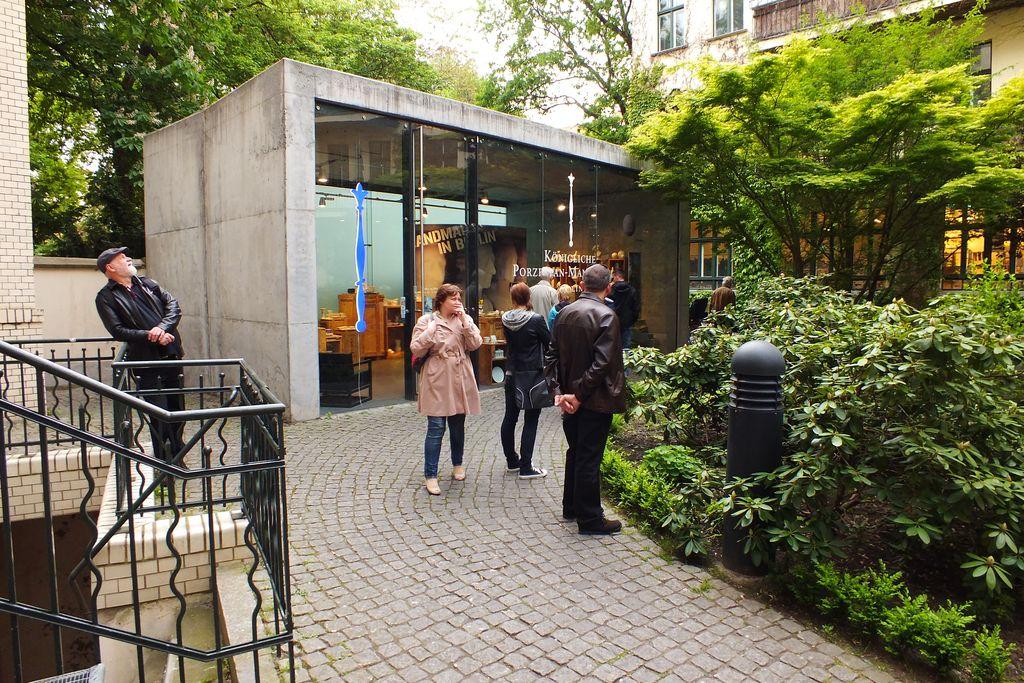Stadtspaziergang Mitte Hackesche Höfe 1
