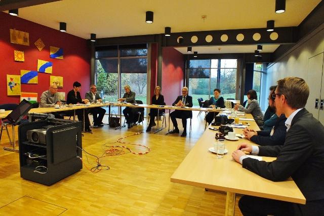Finanzierungsfragen in der Forschung HZI 11. November